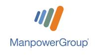 Logo firmy ManPowerGroup