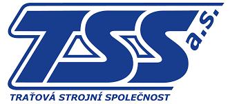 Logo firmy Traťová strojní společnost