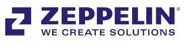 Logo firmy Zeppelin